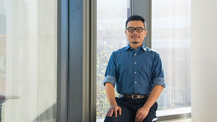 Drexel LeBow PhD Student Zhen (Jay) Yang