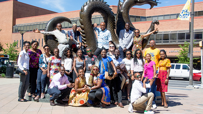 Mandela Fellows