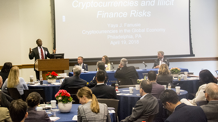 Monetary and Trade Conference April 2018