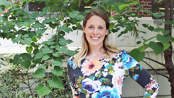 Chelsey Hill, PhD in Decision Sciences