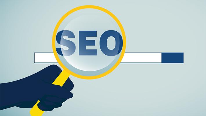 SEO 101 Search Image