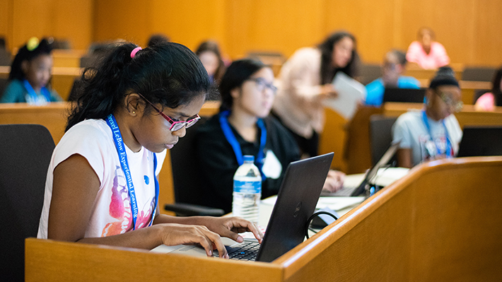 TechGirlz at LeBow