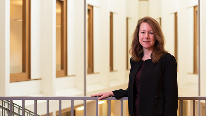 Michelle Lowry, TD Bank Endowed Professor of Finance