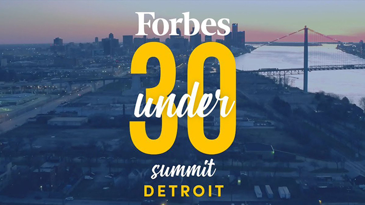 Forbes Under 30 Summit 2019