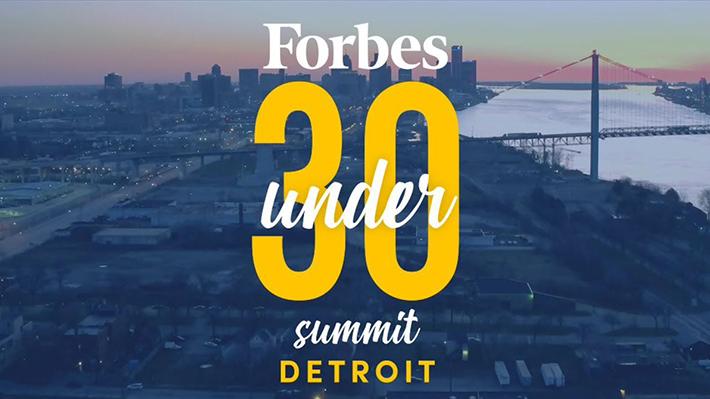 Forbes Under 30 Summit 2019
