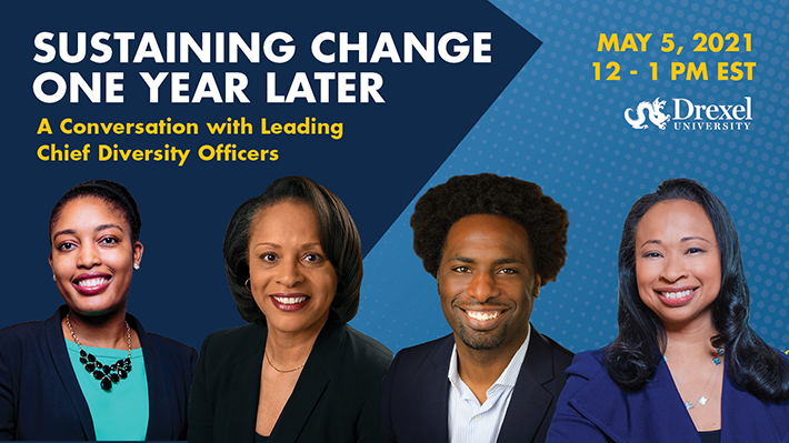 Sustaining Change One Year, A Conversation with Leading Chief Diversity Officers