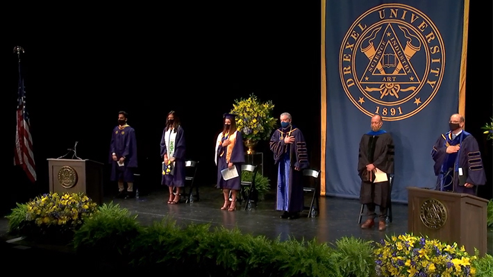 LeBow College of Business Commencement Ceremony, June 7, 2021