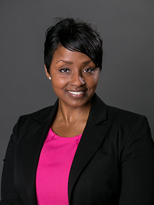 Headshot of Tiya Mclver