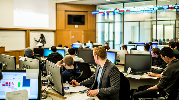Bloomberg Terminal and Trading Lab